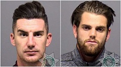 SUBMITTED PHOTO - Timbers captain Liam Ridgewell and goalie Jake Gleeson were arrested on DUII charges late Monday night in Lake Oswego.