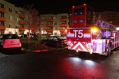 HILLSBORO FIRE & RESCUE - Firefighters from Hillsboro Fire & Rescue and Tualatin Valley Fire & Rescue were called to an apartment in Hillsboro early Friday morning after a mattress caught fire.