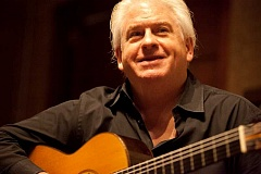 SUBMITTED PHOTO  - Classical guitarist Scott Kritzer will present concerts at Marylhurst Universitys Wiegand Hall on Dec. 9 and 10. Tickets are still available for the Dec. 10 concert.