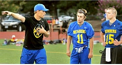 SETH GORDON - T.J. Tomlin resigned last week as football coach at Newberg High School, citing family considerations in his decision to step down after seven seasons.