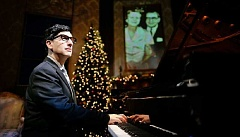 Hershey Felder will present a solo show, Hershey Felder as Irving Berlin at Portland Center Stage from Dec. 2 through 30.