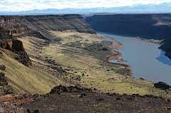 FILE PHOTO - The Owyhee Canyonlands in Central Oregon.