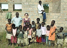SUBMITTED - Northside Community Church member Jessica Maslen has been working as a missionary in Zambia for the past seven years and is now involved in a drive to build a rural school and orphanage.