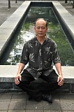 REVIEW TIDINGS FILE PHOTO: VERN UYETAKE  - Mindful Meditation instructor Surja Tjahaja will lead meditation classes for Lake Oswego Parks and Rec in January. Sign up now.