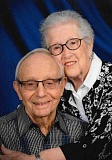 SUBMITTED PHOTO  - Woody and Betty Knouse
