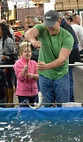 SUBMITTED PHOTO  - Kids can fish free at the trout pond set up at the Pacific Northwest Sportsmens Show, Feb. 8-12 at the Portland Expo Center.