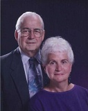 FILE PHOTO - John E. Cook and his wife, Pam Cook, in a photo that ran with her obituary in 2012.