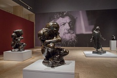 COURTESY: PORTLAND ART MUSEUM - 'Rodin: The Human Experience,' which shows through April 16 at Portland Art Museum, showcases 52 selections from the Iris and B. Gerald Cantor Collections, all casted by the Rodin Museum in Paris.