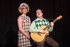 COURTESY: DAVID KINDER - Triangle Productions' 'Forever Dusty' tells the story of Dusty Springfield, Feb. 2-25.