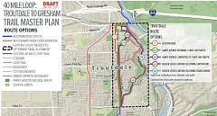 COURTESY METRO - Gresham withdrew from Metro's planning process after negative feedback from neighbors.