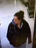 PHOTO COURTESY: WASHINGTON COUNTY SHERIFF'S OFFICE  - Suspect photo, deputies are seeking the pubilc's help in identifying this person.
