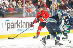 COURTESY: PORTLAND WINTERHAWKS - Keegan Iverson is looking for more rhythm in his return from injury for the Portland Winterhawks.