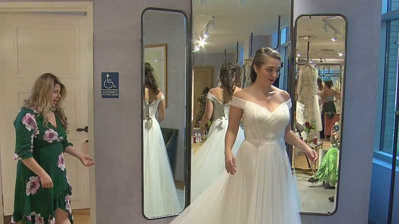 Pamplin Media Group Bride To Be Gets Wedding Dress After Theft