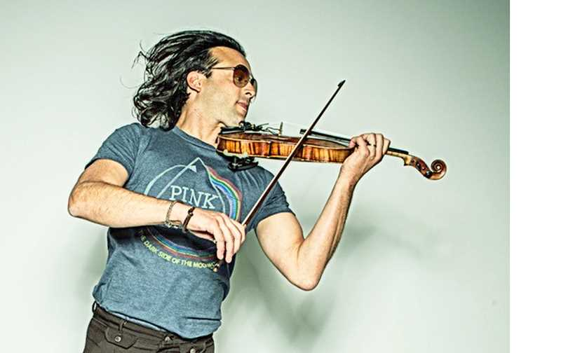 Pamplin Media Group - Aaron Meyer will rock Newberg with violin